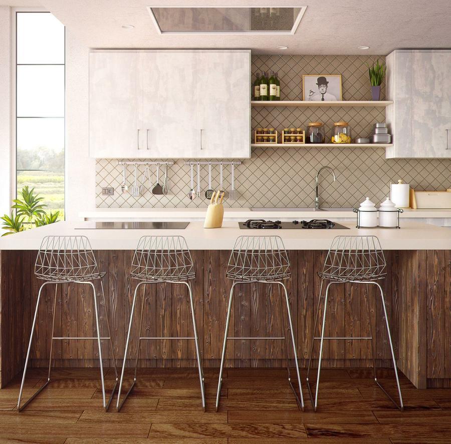 Cocinas muy estrechas | facilisimo.com
