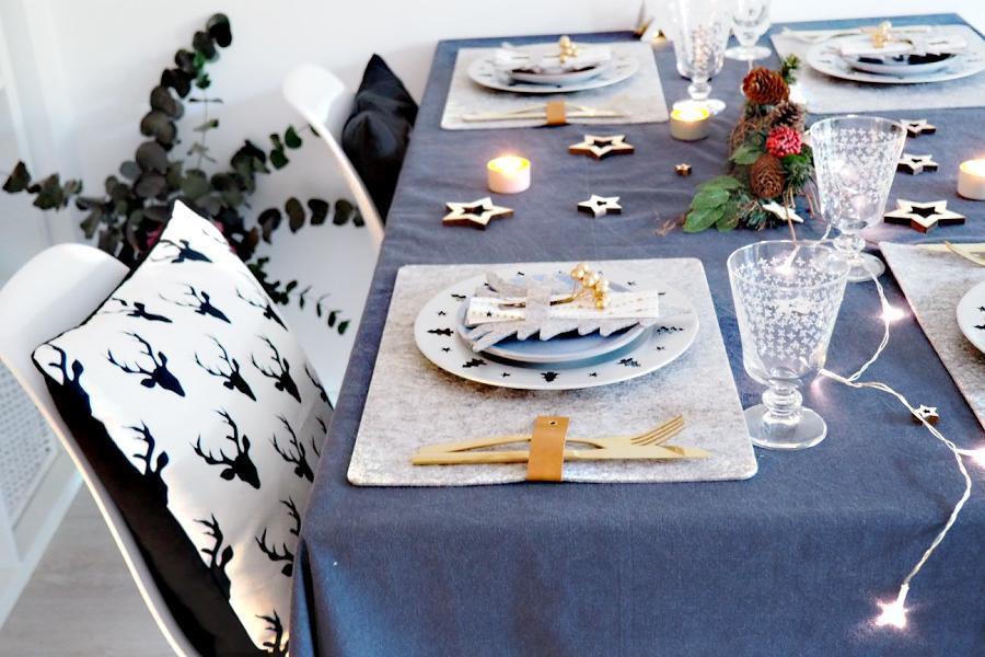 Como preparar la mesa de navidad cmo poner una mesa ao nuevo y navidad mesa de navidad rojo y Preparar mesa de navidad