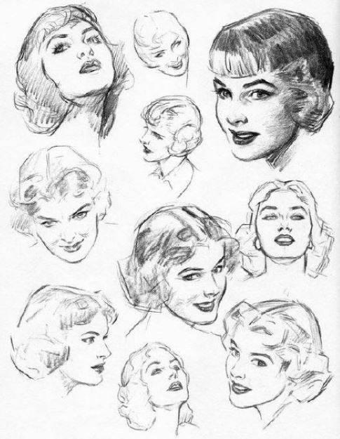 Guía Única: Cómo aprender a dibujar rostros humanos, paso a paso 2072501_13
