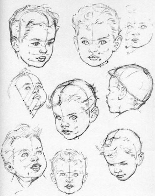 Guía Única: Cómo aprender a dibujar rostros humanos, paso a paso 2072501_15