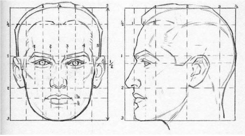 Guía Única: Cómo aprender a dibujar rostros humanos, paso a paso 2072501_16