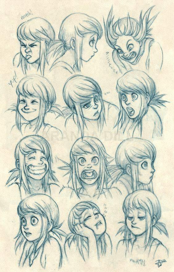 Guía Única: Cómo aprender a dibujar rostros humanos, paso a paso 2072501_21
