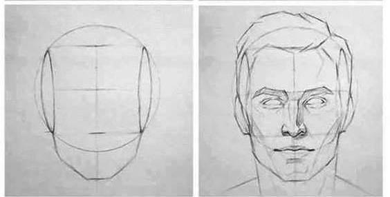 Guía Única: Cómo aprender a dibujar rostros humanos, paso a paso 2072501_3