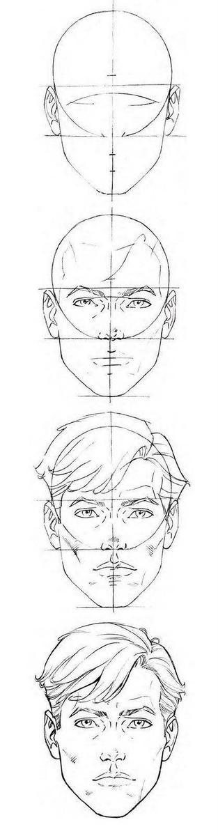 Guía Única: Cómo aprender a dibujar rostros humanos, paso a paso 2072501_30