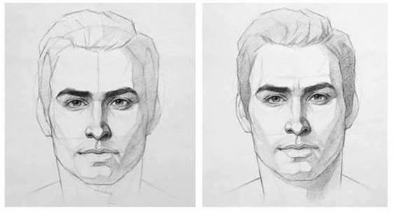 Guía Única: Cómo aprender a dibujar rostros humanos, paso a paso 2072501_4