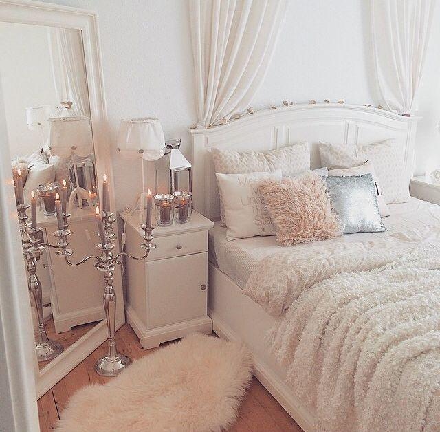 Дай стаята си по-женствен стил с тези идеи