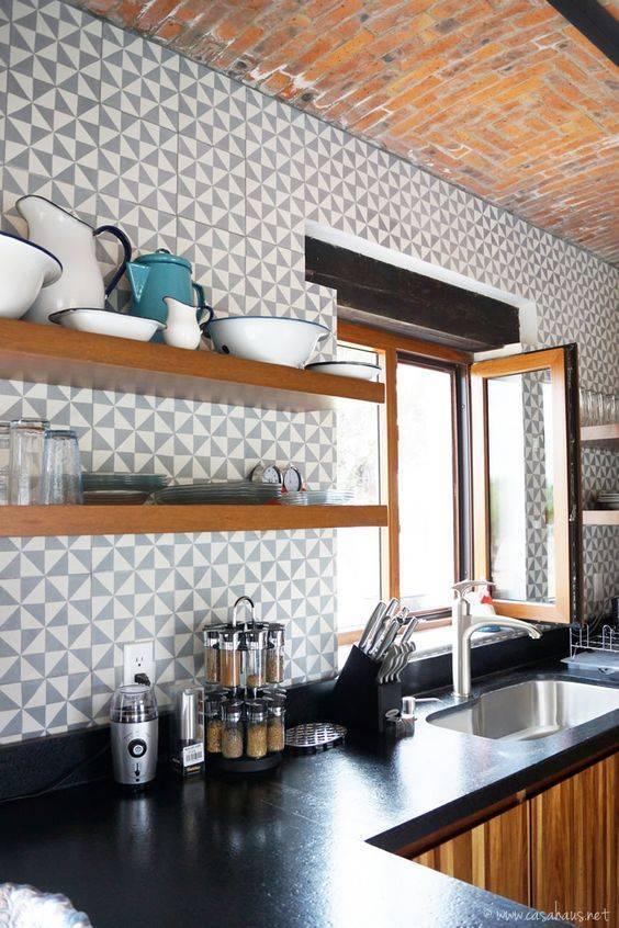 идеи за декорация прости кухни
