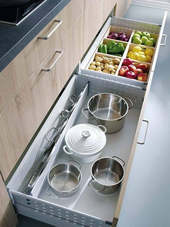 прости кухненски шкафове