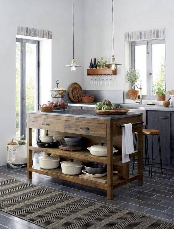за прости изображения кухни