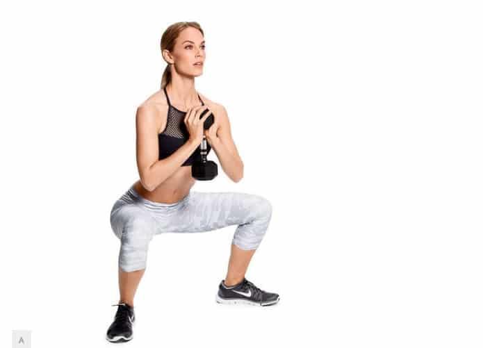 rutina de piernas y glúteos para eliminar la celulitis