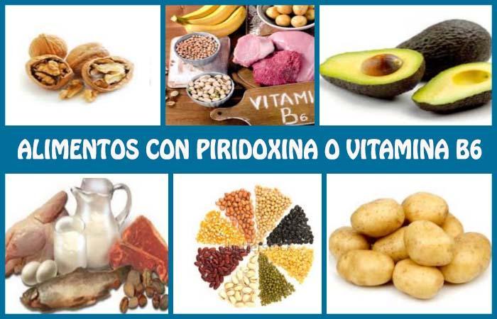 Alimentos ricos en vitamina B6 y por qué debemos consumirlos.