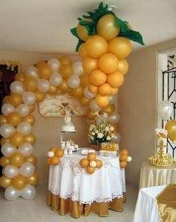 decoracion con globos para primera comunion (3) (FILEminimizer)