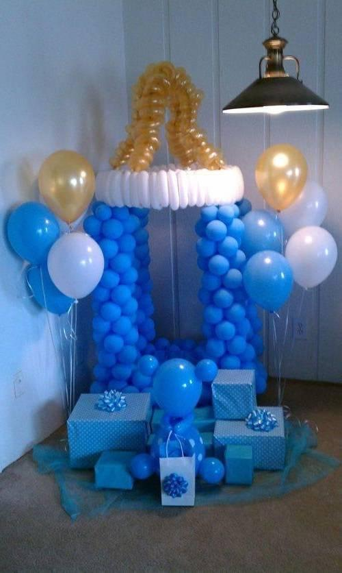 decoracion con globos para baby shower (1) (FILEminimizer)