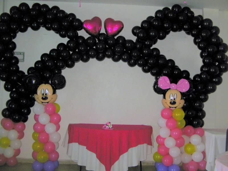 decoracion con globos de minnie (4) (FILEminimizer)