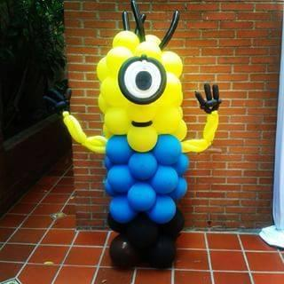 decoracion con globo de minion (4) (FILEminimizer)