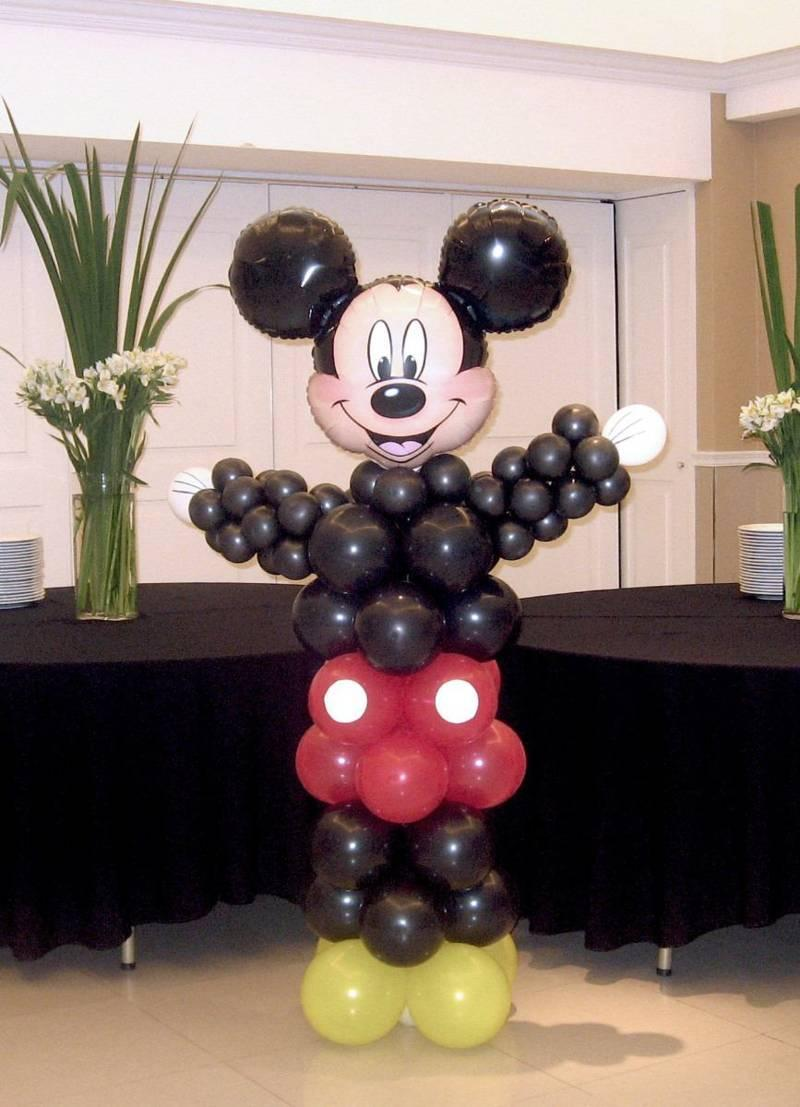 decoracion con globos de mickey (4) (FILEminimizer)