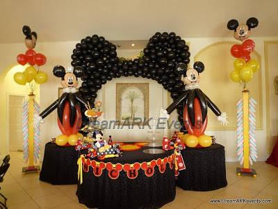 decoracion con globos de mickey (3) (FILEminimizer)