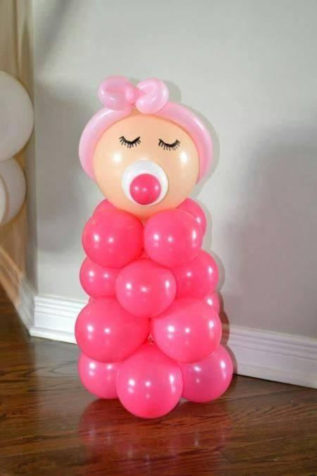 decoracion con globos para baby shower de niña (3) (FILEminimizer)