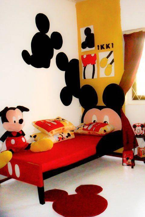 decoracion de cuarto mickey mouse (1)