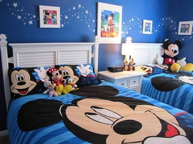decoracion de cuarto mickey mouse (3)