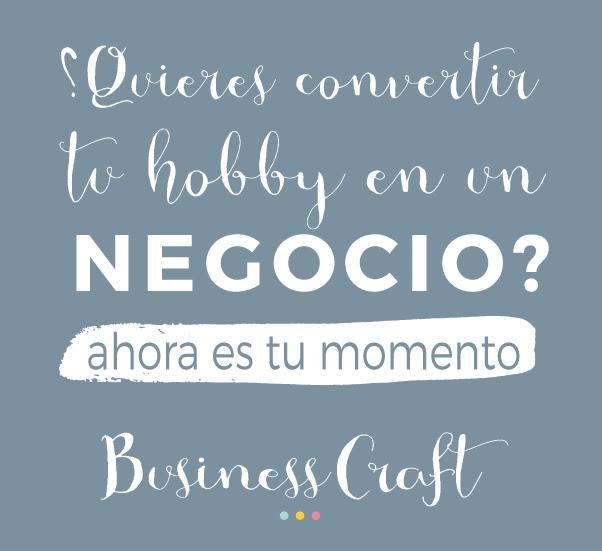 Como me ayudo Business Craft