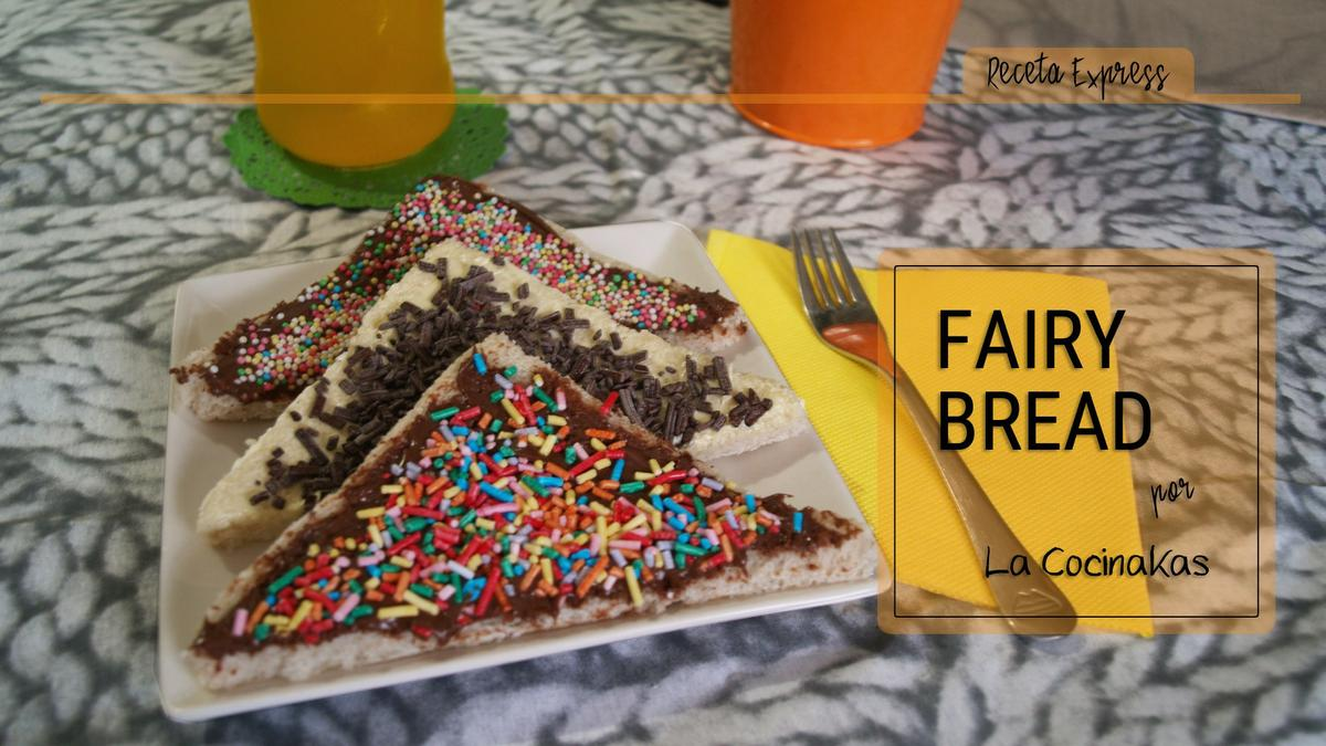 Fairy Bread :: Pan de hadas