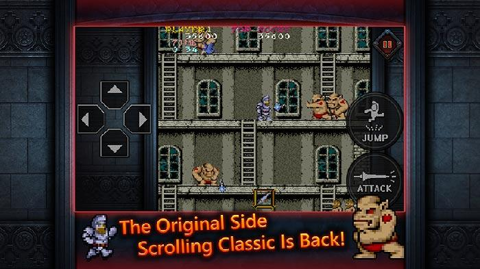 Ghosts N Goblins para Android