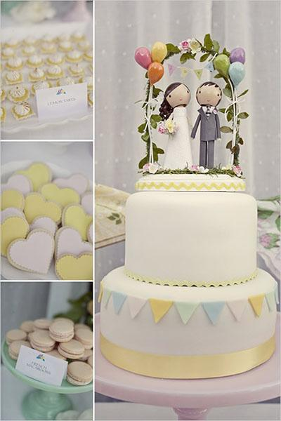 spring-wedding-cakes-loverly-wildflowers-photography-wedding-chicks