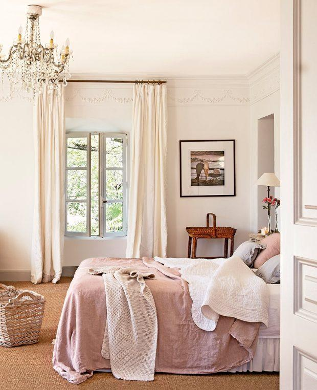 classic bedroom provenze