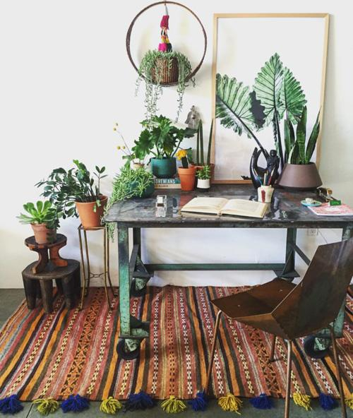 Bohochic-home-office-jungalow