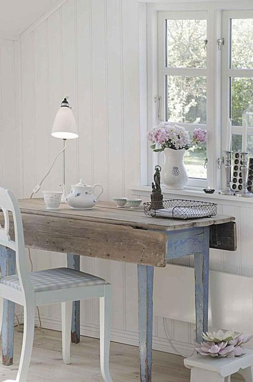 Shabbychic-home-office-pinterest