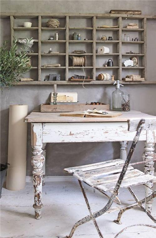 Shabbychic-workspace-jeannedarcliving