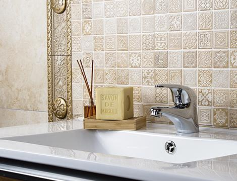 Como hacer mueble para lavabo for Cambiar grifo lavabo