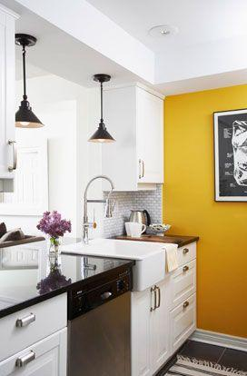 30 Ideas para decorar tu casa con el color mostaza