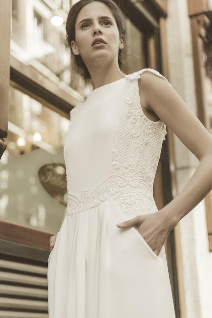 Memories of Madrid, las novias de Bebas Closet 2018