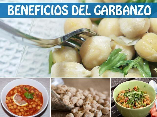 beneficios del garbanzo
