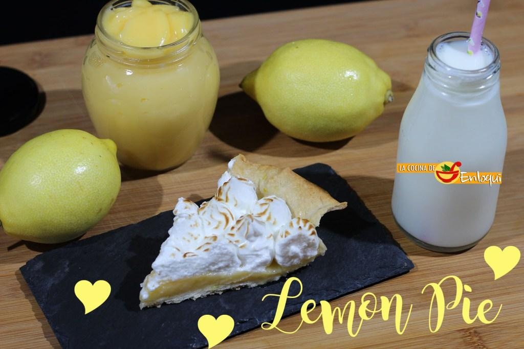 Receta lemon pie