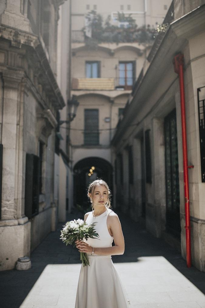 Un elopement con aires ingleses