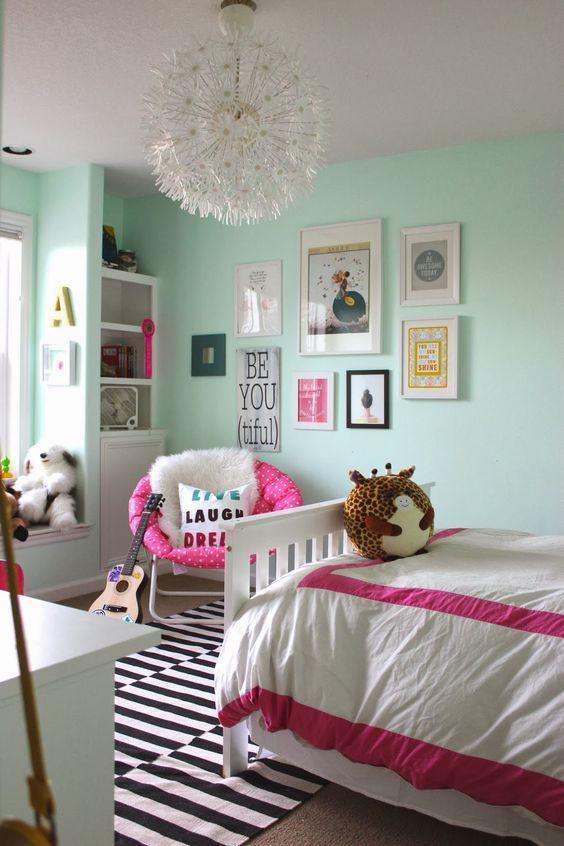 Los 10 cuartos mas lindos para niñas | Decoración