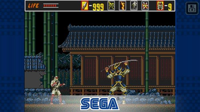 imagen The Revenge of Shinobi para Android