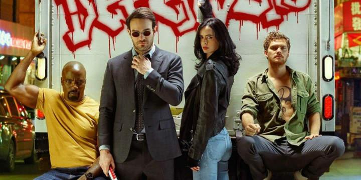Netflix estrena The Defenders nueva serie de Marvel 01