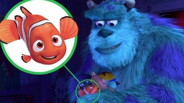 nemo en monsters inc