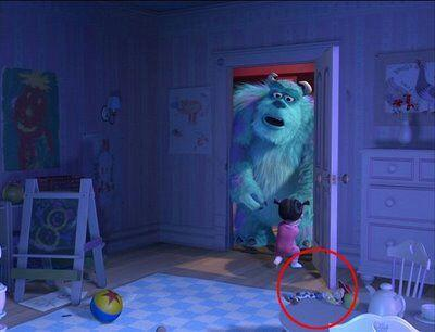 toystory en monsters inc
