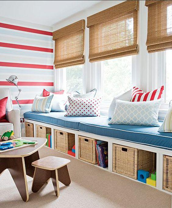Últimas_tendencias_de_color_para_paredes_infantiles_decoración_cómo pintar paredes-rojo-16