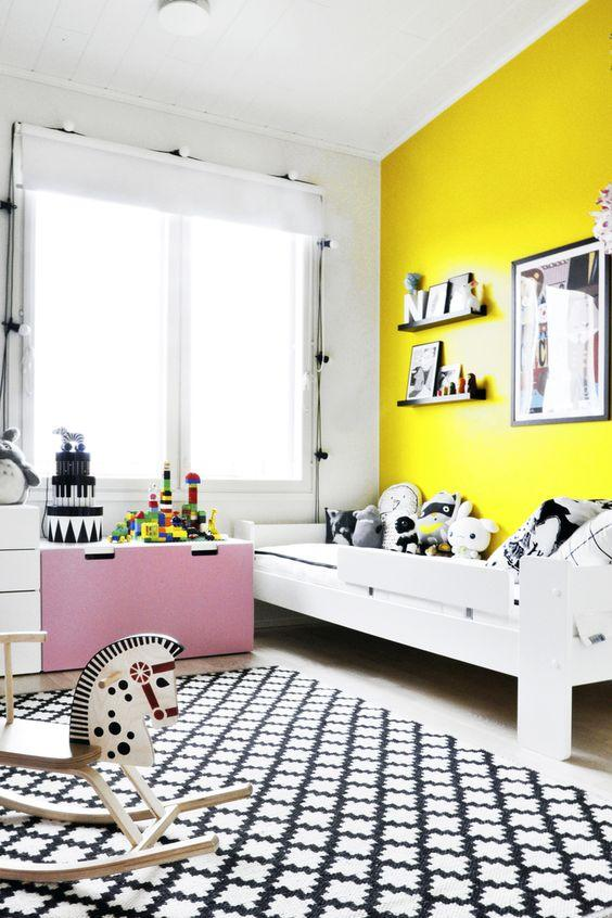 Últimas_tendencias_de_color_para_paredes_infantiles_decoración_cómo pintar paredes-amarillo-05