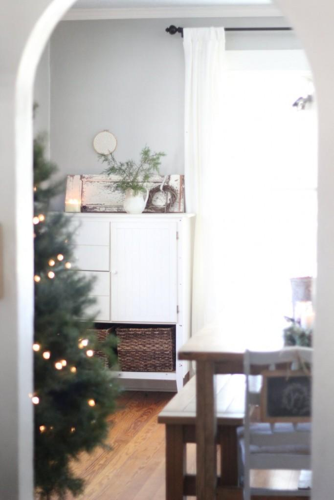 home tour navideño