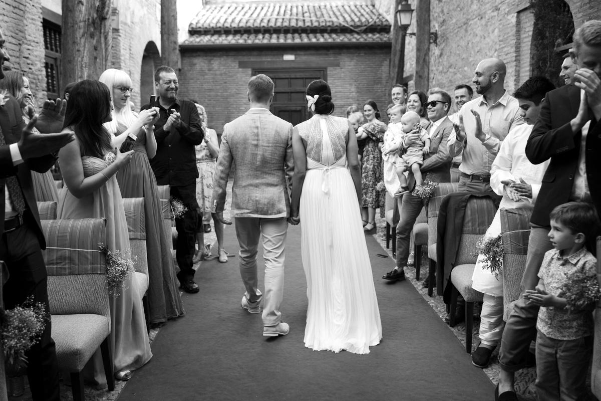 Wedding in Granada