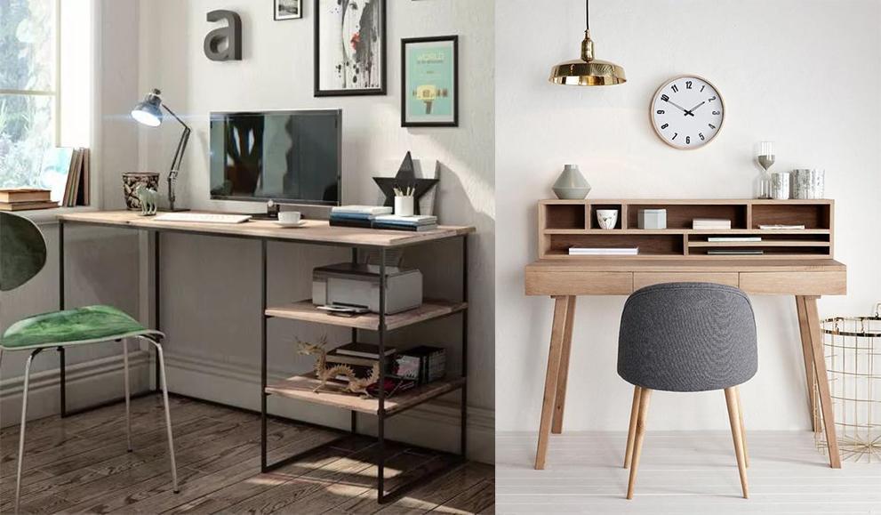 monta tu despacho en casa con estas 5 ideas - Decoracion Despachos