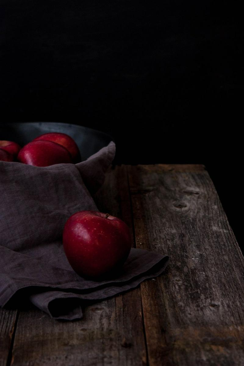 Manzanas Red Delicious