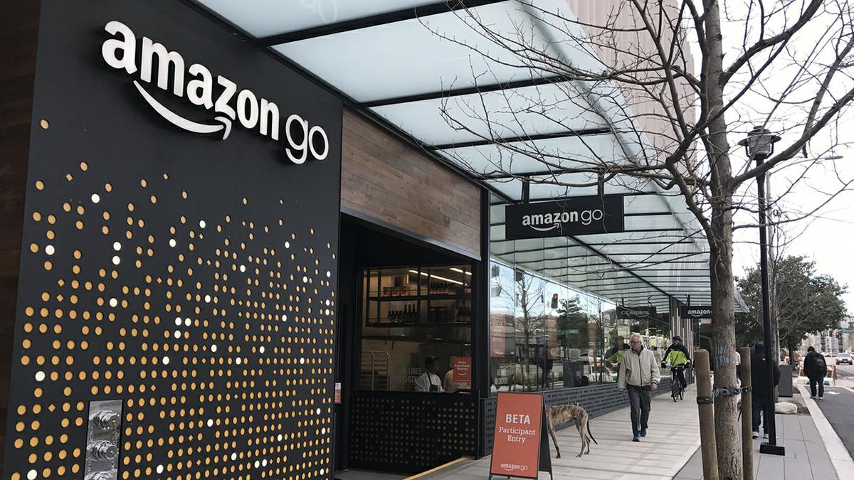 Amazon inauguró el primer supermercado inteligente